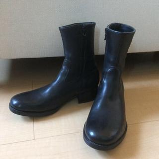 カルペディエム(C DIEM)のc-diem  カルペディエム / サイドジップ ブーツ  (ブーツ)