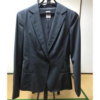 ミッシェルクラン(MICHEL KLEIN)のミッシェルクラン スーツ チャコールグレー(スーツ)