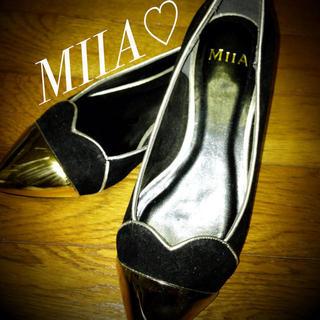 ミーア(MIIA)のMIIAのフラットシューズ(ハイヒール/パンプス)
