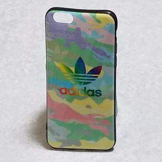 アディダス(adidas)のiPhone6/6s専用スマホケース ソフトケース adidas アイフォン(iPhoneケース)