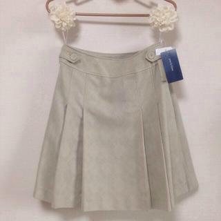 プーラフリーム(pour la frime)の新品未使用☆プーラフリーム スカート☆(ひざ丈スカート)