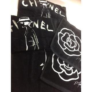 シャネル(CHANEL)のシャネル タオルセット(タオル/バス用品)
