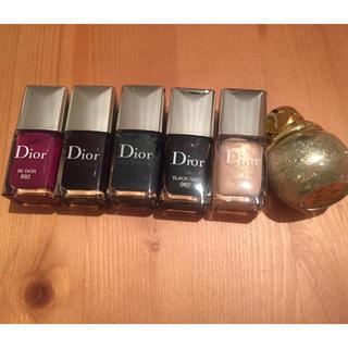Dior , Dior マニキュアセット