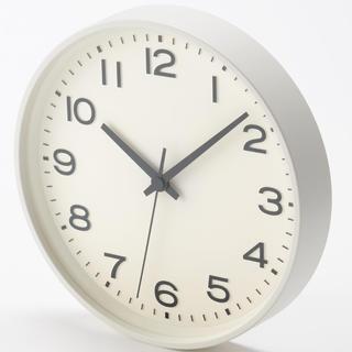 ムジルシリョウヒン(MUJI (無印良品))の無印良品 アナログ時計・大(掛時計/柱時計)
