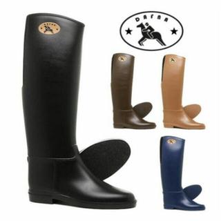 ダフナブーツ(Dafna Boots)のダフナ ブーツ 青(レインブーツ/長靴)