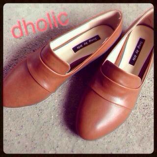 ディーホリック(dholic)の完売商品#インヒールローファー(ローファー/革靴)