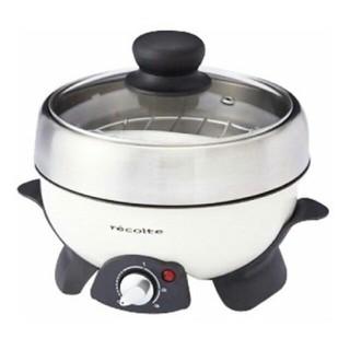 アフタヌーンティー(AfternoonTea)のアフタヌーンティー×レコルテ ポットデュオ 電気鍋(調理機器)