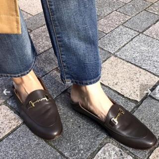 ドゥーズィエムクラス(DEUXIEME CLASSE)のドゥーズィエムクラス 【CAMINANDO】BIT SLIP ON(ローファー/革靴)