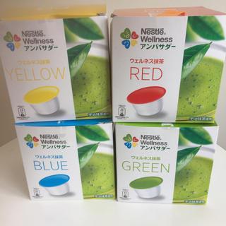 ネスレ(Nestle)のウエルネス抹茶(茶)