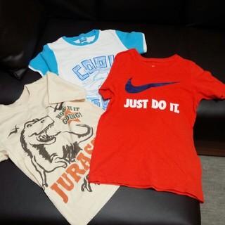 ナイキ(NIKE)のTシャツ3枚 140センチ2枚 130センチ1枚(Tシャツ/カットソー)