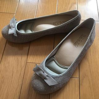 ヌォーボ(Nuovo)のNUOVO ペタンコ靴 バレエシューズ(バレエシューズ)