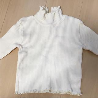 ビケット(Biquette)のアイアム マリリン 長袖カットソー 90 オフホワイト (株)のんのん(Tシャツ/カットソー)