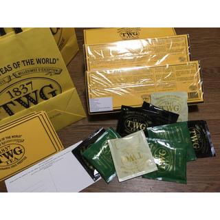 アフタヌーンティー(AfternoonTea)のTWG TEA(茶)