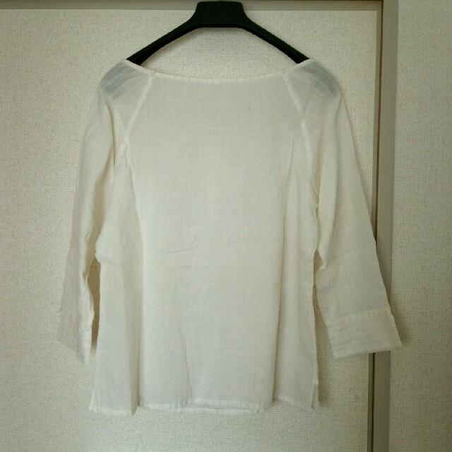 MUJI (無印良品)(ムジルシリョウヒン)の無印のブラウス✮* レディースのトップス(シャツ/ブラウス(長袖/七分))の商品写真