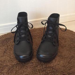 ルース(LUZ)のゾゾ購入Luz Llena(glifeed)レースアップミディアムレインブーツ(レインブーツ/長靴)