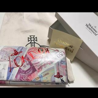 ヴィヴィアンウエストウッド(Vivienne Westwood)の【完売❗️】ヴィヴィアンウエストウッド 長財布 紙幣(財布)