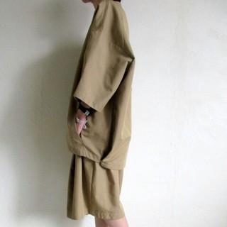 エドウィナホール(Edwina Hoerl)のmy beautiful landlet プルオーバーシャツ(シャツ)