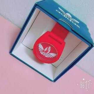アディダス(adidas)の※ま様専用ページadidas 腕時計 レッド(腕時計)
