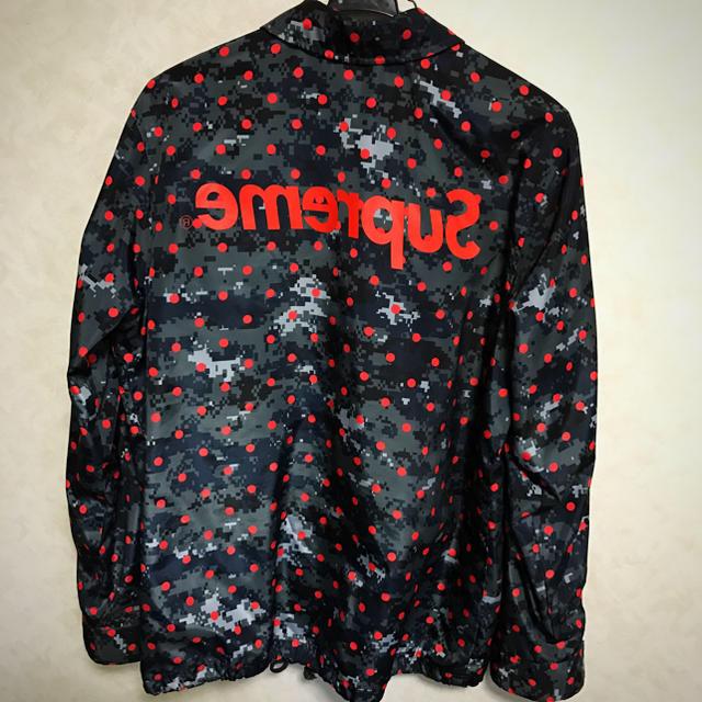 Supreme(シュプリーム)のSupreme×ギャルソン メンズのジャケット/アウター(その他)の商品写真