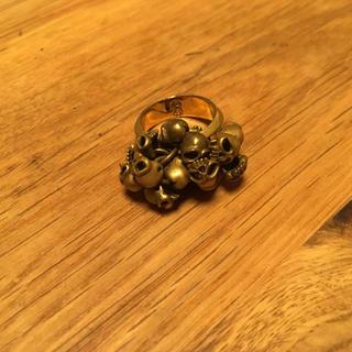 ゴンドア(gondoa)の【アンドーレ様専用】トルクアータのリング(リング(指輪))