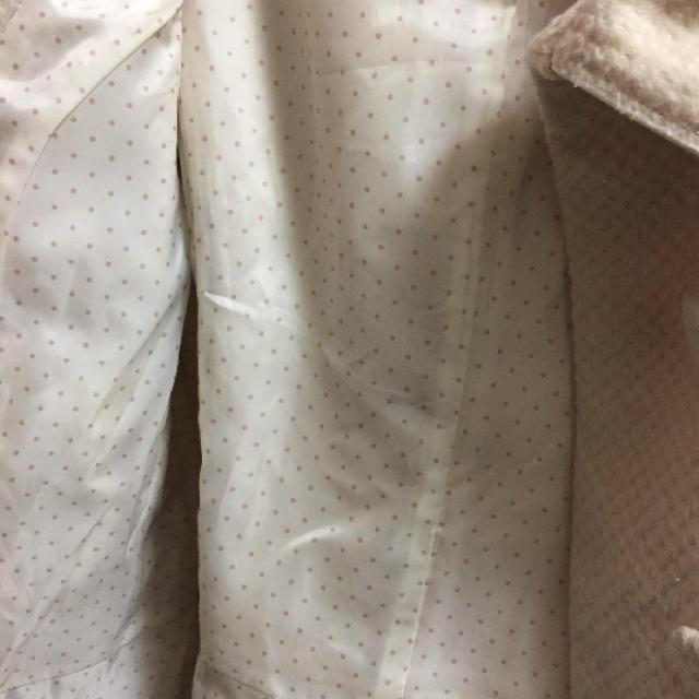 LODISPOTTO(ロディスポット)のLODISPOTTOのホワイトコート レディースのジャケット/アウター(ピーコート)の商品写真