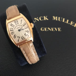 フランクミュラー(FRANCK MULLER)のFRANCK MULLER  レディース時計(腕時計)