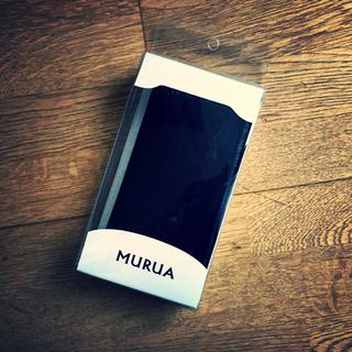 ムルーア(MURUA)の【MURUA】iPhone6 6s ケース(iPhoneケース)