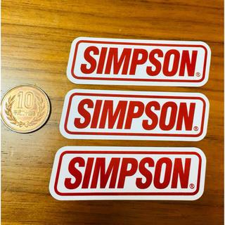 シンプソン(SIMPSON)のシンプソンステッカー(値下げしました)(ステッカー)