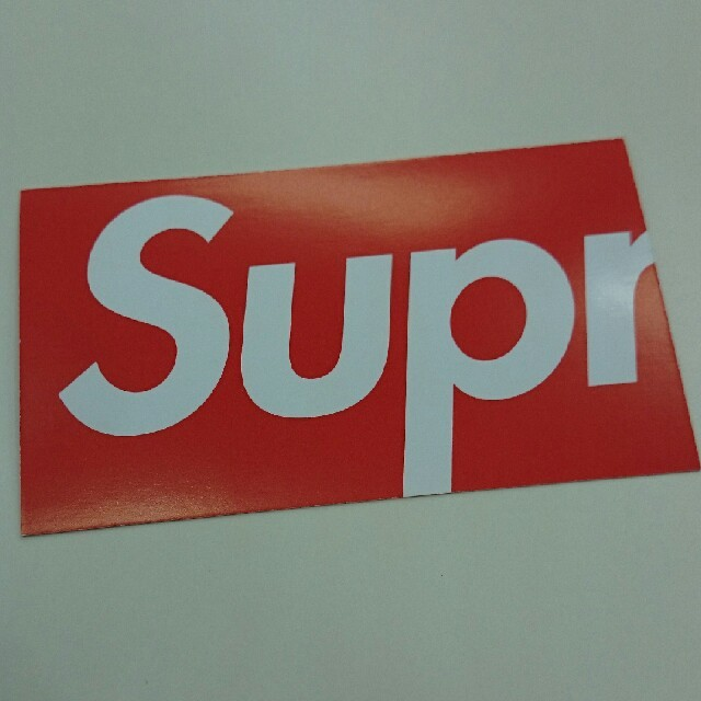 Supreme(シュプリーム)のsupreme 代官山 ショップカード 1枚 メンズのファッション小物(その他)の商品写真