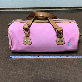 ポロラルフローレン(POLO RALPH LAUREN)のラルフローレン ミニボストンバッグ(ボストンバッグ)