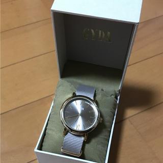 ジェイダ(GYDA)のGYDA 腕時計 ノベルティ(腕時計)