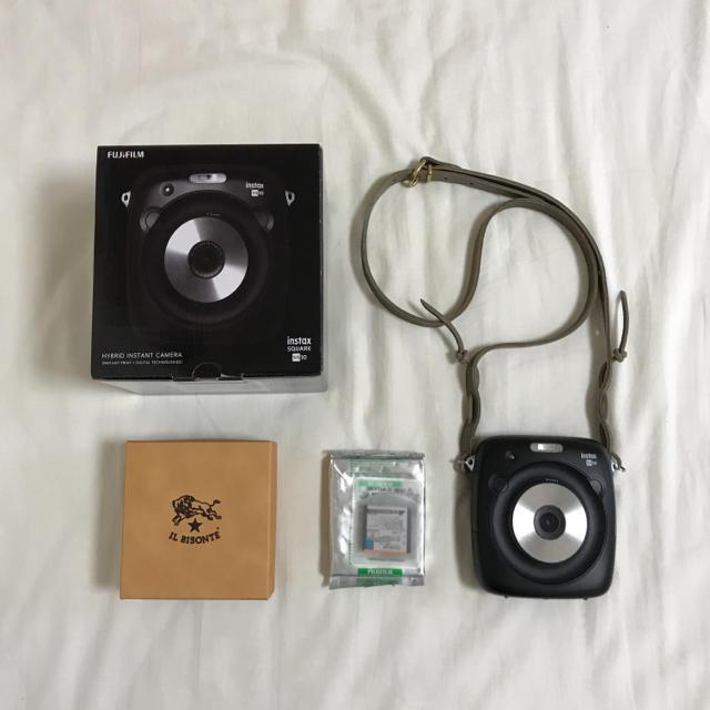 富士フイルム(フジフイルム)のチェキ / instax SQUARE SQ10 スマホ/家電/カメラのカメラ(フィルムカメラ)の商品写真