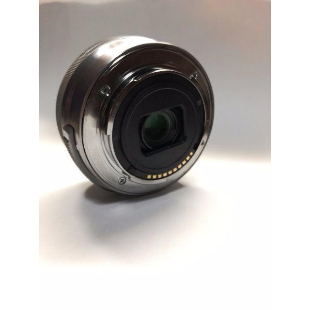 SONY(ソニー)のひつじのショーン★様用SELP1650 PZ16-50シルバー スマホ/家電/カメラのカメラ(レンズ(ズーム))の商品写真