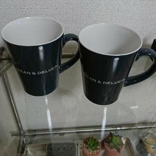 ディーンアンドデルーカ(DEAN & DELUCA)のDEAN&DELUCAペアマグカップ未使用(グラス/カップ)