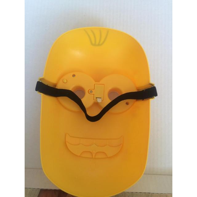 ミニオン マスク エンタメ/ホビーのコスプレ(衣装)の商品写真