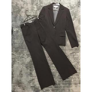 ナチュラルビューティーベーシック(NATURAL BEAUTY BASIC)の黒のセットアップ(スーツ)