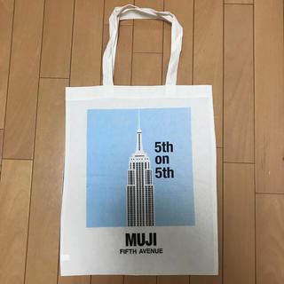 ムジルシリョウヒン(MUJI (無印良品))の無印良品 MUJI ニューヨーク限定 トートバッグ(トートバッグ)