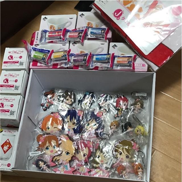 ラブライブ まとめ売り エンタメ/ホビーのアニメグッズ(ストラップ)の商品写真