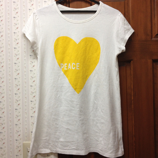 ハートマーケット(Heart Market)のHeartMarket♡Tシャツワンピ(Tシャツ(半袖/袖なし))