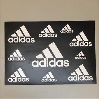 アディダス(adidas)のアディダス ステッカーシール(しおり/ステッカー)