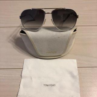 トムフォード(TOM FORD)のトムフォード TOM FOAD TF148 ティアドロップサングラス(サングラス/メガネ)