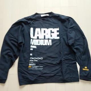 ランドリー(LAUNDRY)のlaundry ランドリー サイズM 黒 スウェット(スウェット)