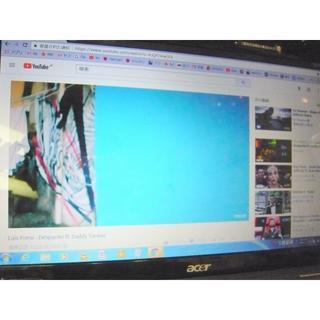 エイサー(Acer)のACER-ASPIRE5542-M23 WINDOWS7 エイサーアスパイア(ノートPC)