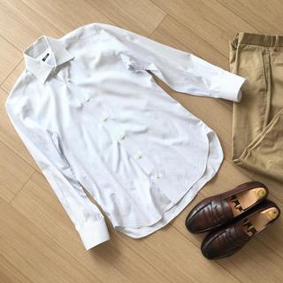 バルバ(BARBA)のBARBA ストライプシャツ メンズ 37(シャツ)
