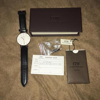 ダニエルウェリントン(Daniel Wellington)のダニエルウェリントン メンズ 腕時計 40mm(腕時計(アナログ))