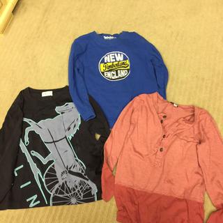 ティンバーランド(Timberland)のCeline ティンバーランド 男の子4歳 ロンT 3枚セット(Tシャツ/カットソー)