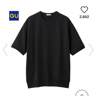 ジーユー(GU)のビッグスウェットシャツ(スウェット)