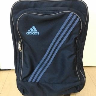 アディダス(adidas)のソフト スーツケース アディダス 機内 持込 サイズ(旅行用品)