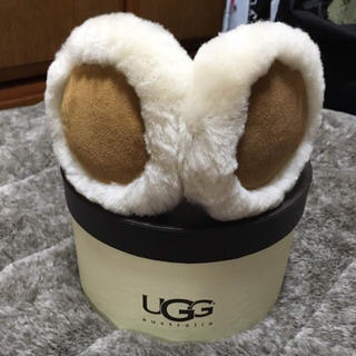 アグ(UGG)の 新品◇ UGG アグ イヤーマフ(イヤーマフ)