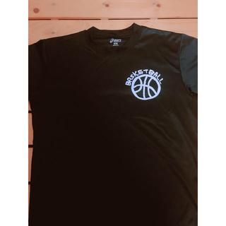 アシックス(asics)のバスケTシャツ(バスケットボール)
